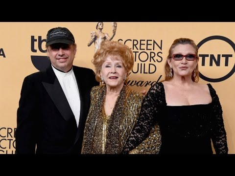 Debbie Reynolds' Son Opens Up About His Mother's Death