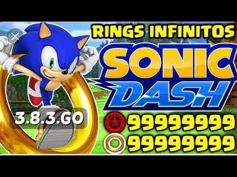 Sonic Dash Hack Unlimited Coins And Gems