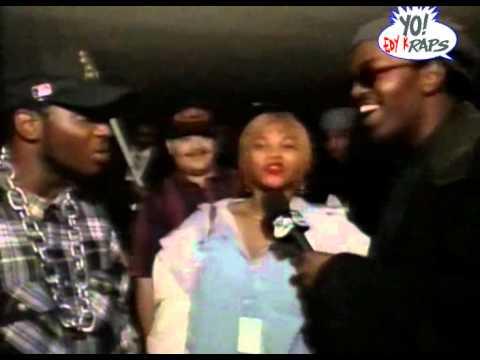 Treach (Naughty By Nature) & Pepa (Salt-N-Pepa) - Interview @ Yo MTV Raps 1993 (HQ)