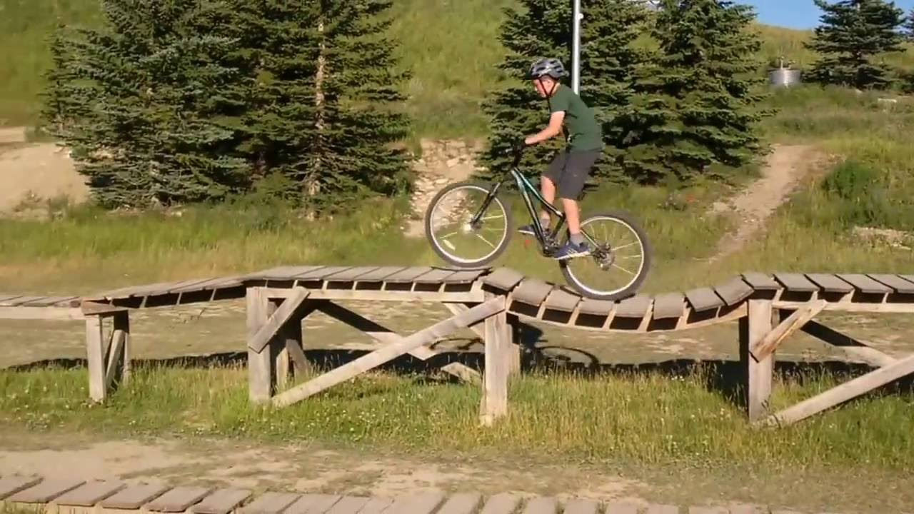 Calgary Olympic Park Mountain Bike Trails