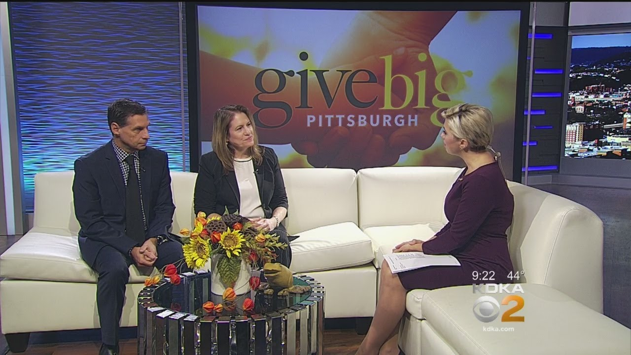 Give Big Pittsburgh Helping Local Non-Profits