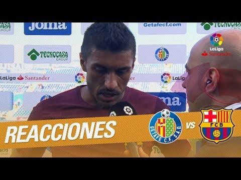 "Paulinho: ""Feliz de marcar un gol tan importante"""