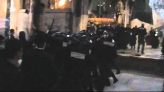 Bethlehem fight: Priests brawl at Jesus
