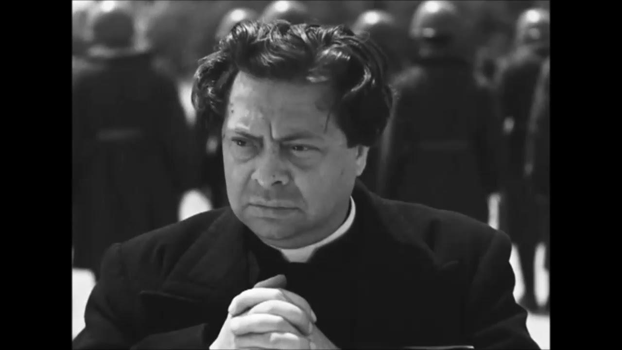 Roma Citta Aperta Esecuzione Di Don Pietro Finale Youtube