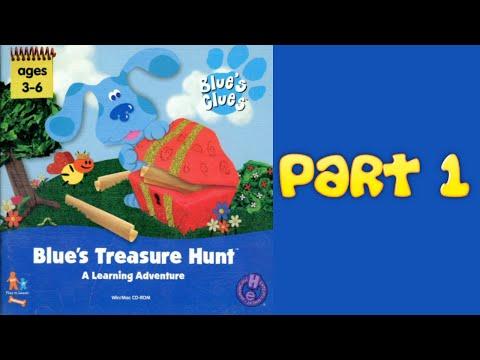 Whoa, I Remember: Blue's Treasure Hunt: Part 1