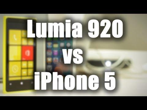 Nokia Lumia 920 против iPhone 5. Сравнение AppleInsider.ru