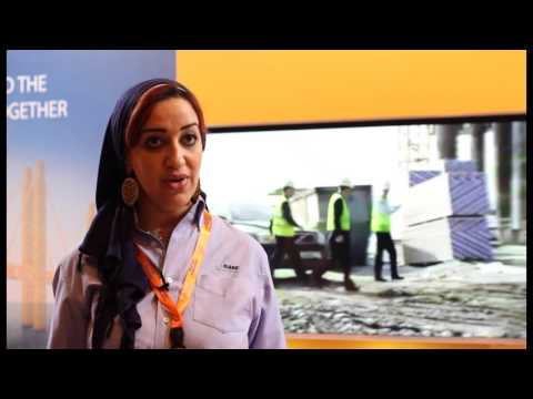 Interview with BASF @ ICEC 2015 Cairo (Intelligent Cities Exhibition & Conference)