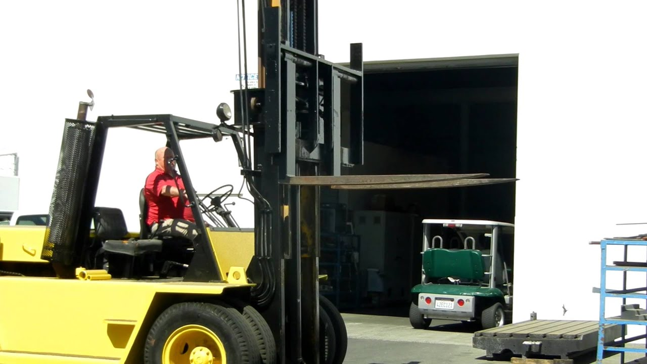 Yale forklift year by serial number | Forklift Product Range