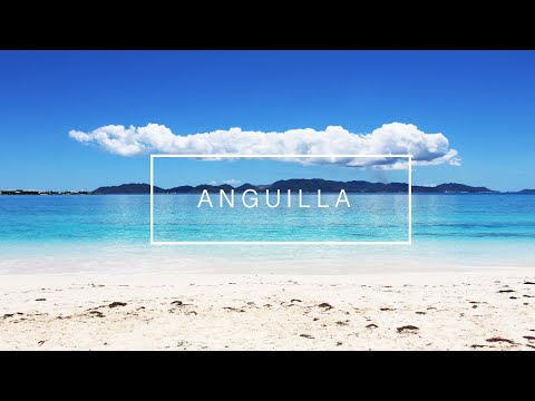 Tranquility Wrapped in Blue: Anguilla