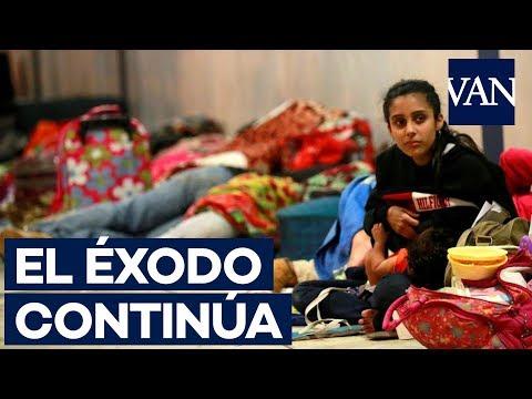 La CRISIS MIGRATORIA VENEZOLANA, una de las peores de América Latina