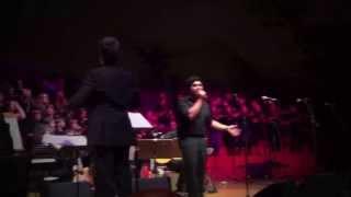 RAIN ON US - RICHI (Live @ Cantemus Gospelnight 2013)