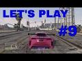 GTA V ONLINE Gameplay / Let's Play #9