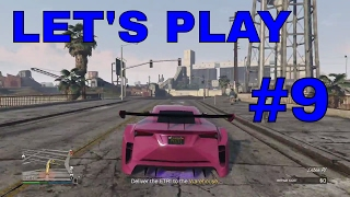 GTA V ONLINE Gameplay / Let