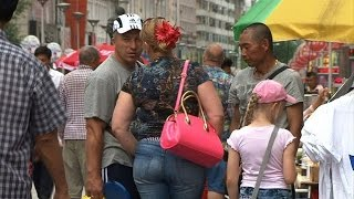 China border town feels pain of dependence on Russia