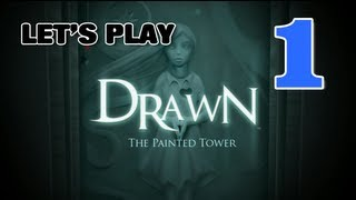 Drawn: The Painted Tower [01] w/YourGibs - Chapter 1: Foyer - Part 1 - START