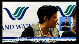 Water supply now normalised in Gauteng
