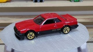 Nissan Skyline R30 HW Factory Fresh 10/10 | Hero Cars 2018 - Unboxing & Review