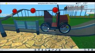 Making Vintage Cars(Roblox:Theme Park Tycoon 2) (Part 2 )