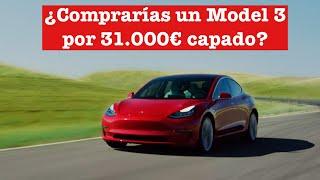 ¿Comprarías un Tesla Model 3 capado mucho más económico?