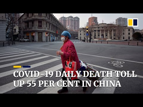 Coronavirus: Covid-19 Daily Death Toll Up 55 Per Cent In China's Hubei Province