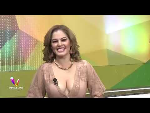 Sorprende Fernanda Padrelín con tremendo escote (VIDEO)