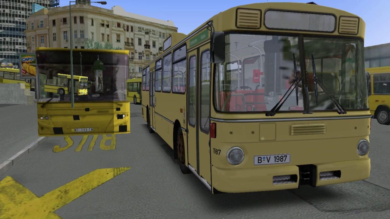 info grad beograd mapa Omsi 2 Maps:Beograd LINE: 15 Bus simulator.Zeleni Venac Zemun Novi  info grad beograd mapa