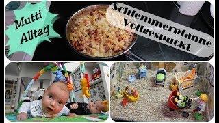 Babys bespaßen/kochen/Zwillings Family VLOG/Mel´s Kanal