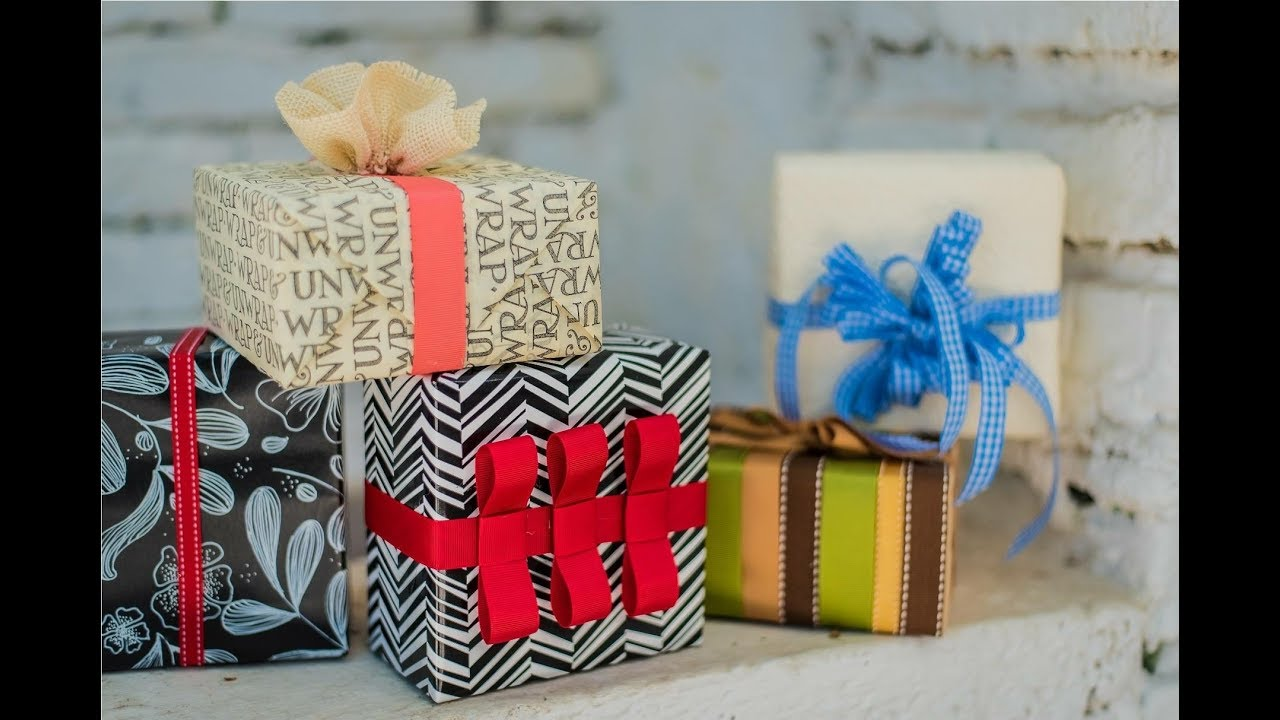 8a97e3e40d08 The ultimate gift wrapping guide, just in time for Christmas and New ...