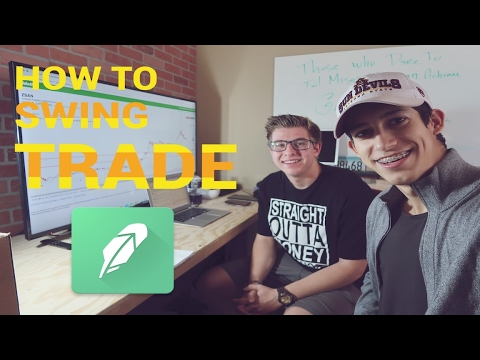 How To Swing Trade Stocks | Robinhood Investing Group Chat
