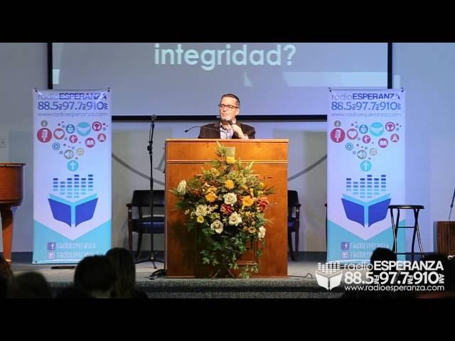 Conferencia para la Familia 06 - Luis Gabriel César Isunza: La Importancia de Vivir en Integridad