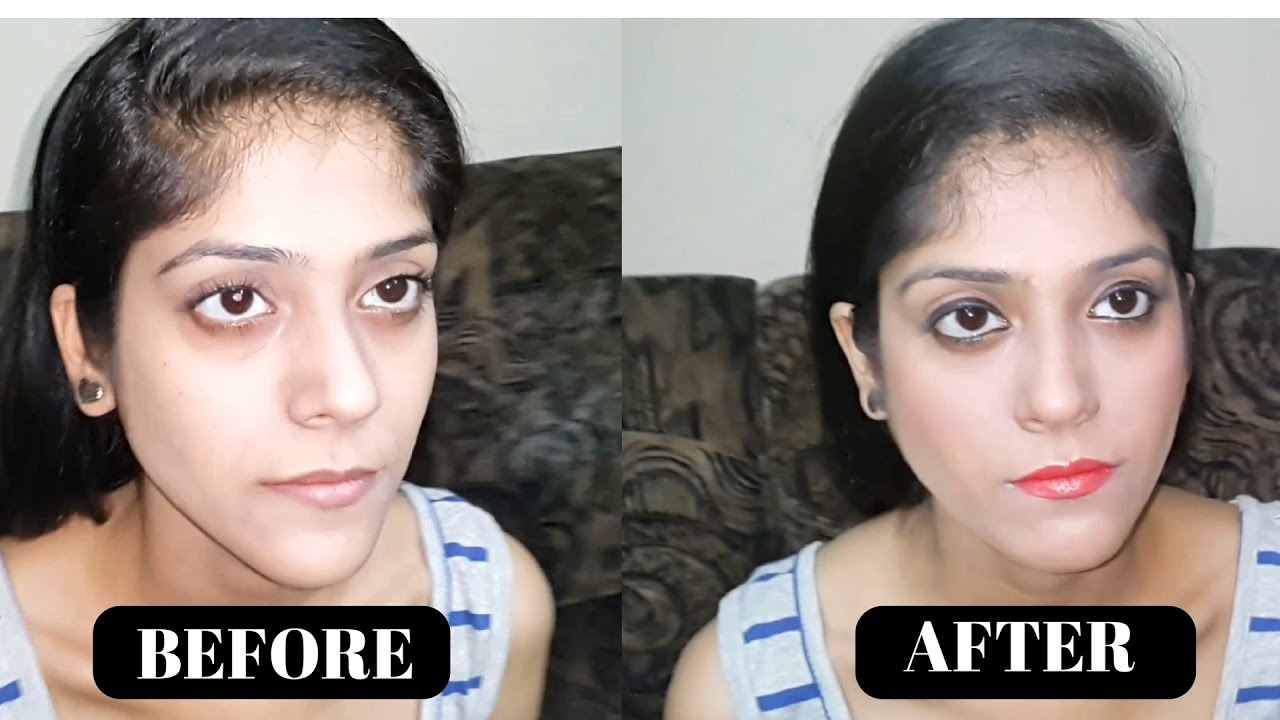 How To Make Your Face Look Fuller Tutorial Face Contouring For