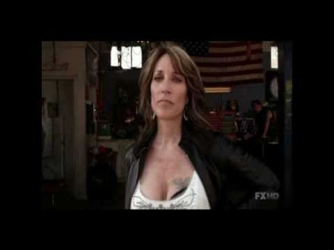 Katey Sagal/ Gemma Teller Singing Ruby Tuesday From Sons Of Anarchy