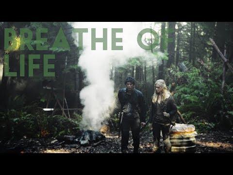 Bellarke | Breath of Life | Dedications