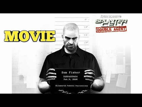 Tom Clancy's Splinter Cell: Double Agent Game Movie |