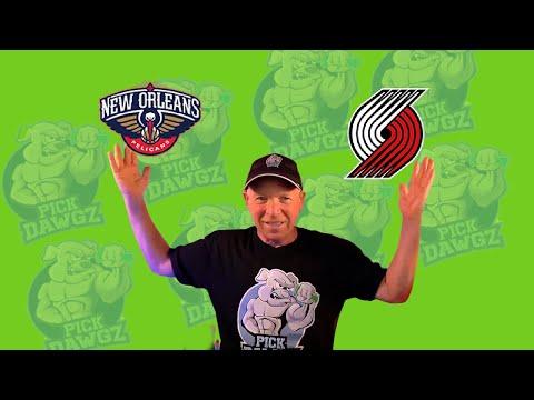 Portland Trail Blazers vs New Orleans Pelicans 3/16/21 Free NBA Pick and Prediction NBA Betting Tips