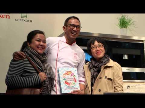Frankfurter Buchmesse 2015: Gourmet Gallery