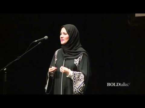 Knowing and Growing Your Career Capital - Jehan Abdulkarim - BOLDtalks Woman 2014