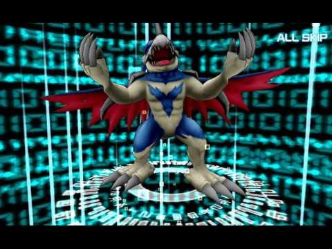 Digimon Linkz Veedramon Evolution AeroVeedramon  Evolution Chart