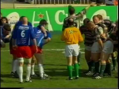 Heineken Cup Final 2001 - Leicester v Stade Francais
