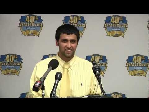 "$30.5 million Mega Millions jackpot claimed by ""Sunny"" Singh"