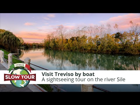Treviso by boat: a sightseeing tour on the river | Italia Slow Tour