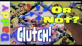 Clash Of Clans | WOW that's close!! | Clash of Clans FREE giveaway