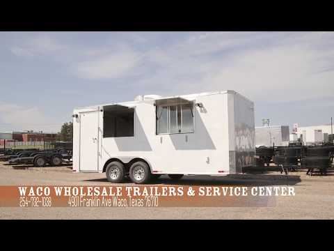 Best Concession Trailers in Waco TX