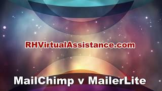 MailChimp VS MailerLite Comparison