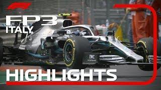 2019 Italian Grand Prix: FP3 Highlights