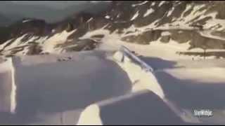 Захватывающее видео. Экстрим супер.