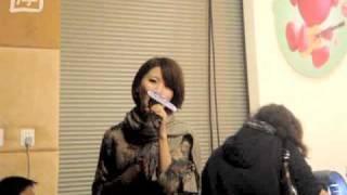 蔡淳佳 - 回家的路 (2) @ 成都歌友会 [2009-12-02]
