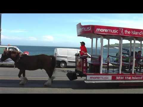 Isle Of Man Horse Trams