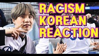 BTS SUGA RACISM Korean Reactions