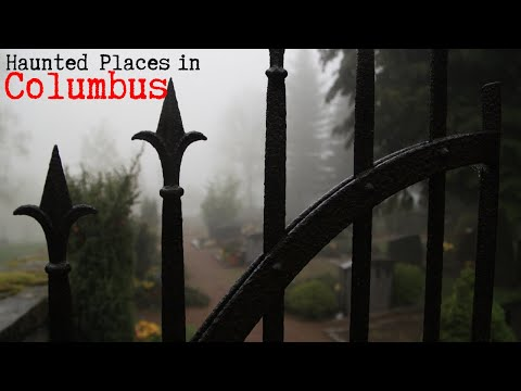 Haunted Places In Columbus